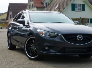Mazda 6 mit Barracuda T6 in 20 Zoll